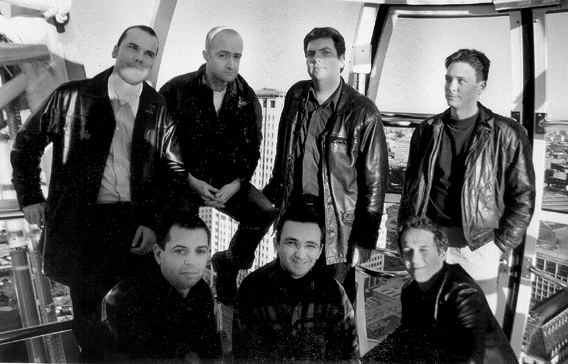 The original Space Colony team at Firefly Studios
